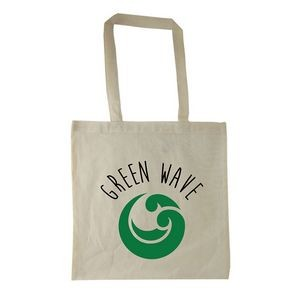 "15"" Natural Cotton Tote Bag"