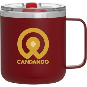 12oz Camper Mug (Matte Red)