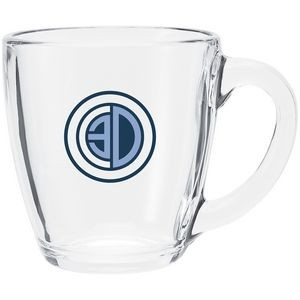 16oz Tapered Mug (Clear)
