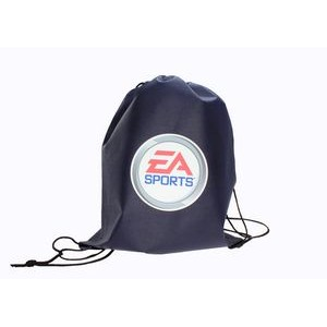Heat Transfer Non-Woven Drawstring Backpack Bag